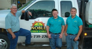 Noble Lawn Care Boys